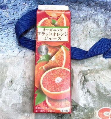 WOW-FOOD オーガニックブラッドオレンジジュース