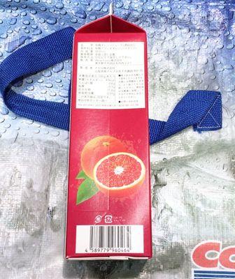 (名無し)さん[3]が投稿したWOW-FOOD オーガニックブラッドオレンジジュースの写真