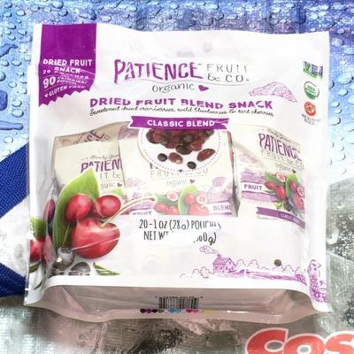 PATIENCE FRUIT&CO. オーガニックドライフルーツパック