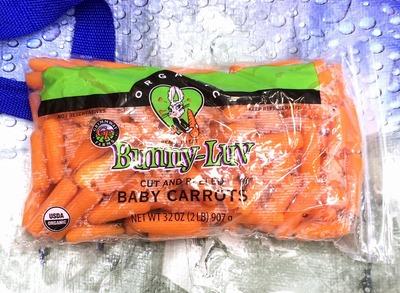 Bunny-Luv オーガニック ベビーキャロット