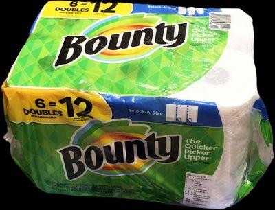 (名無し)さん[500]が投稿したBOUNTY(バウンティー) ペーパータオルの写真