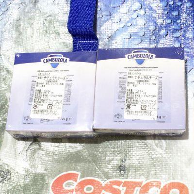 (名無し)さん[3]が投稿したシャンピニオン カンボゾーラ ブルーチーズの写真