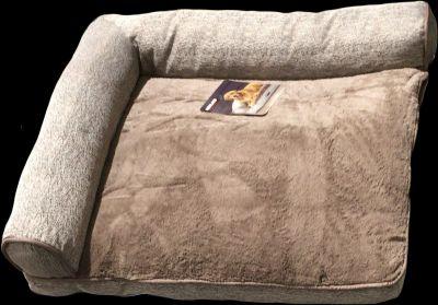 (名無し)さん[11]が投稿したカークランド CUDDLER PET BED (ペットベッド)の写真