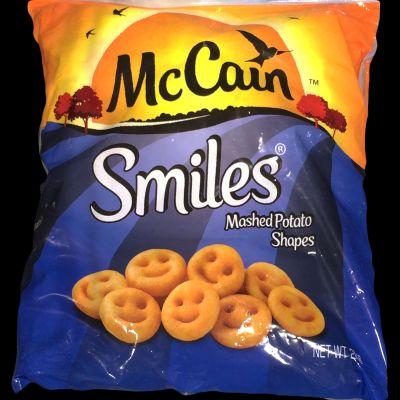 McCain マッケイン スマイルポテト