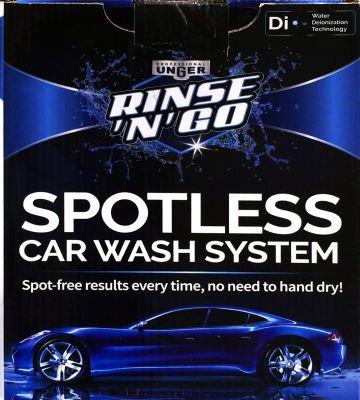 UNGER 洗車用純水器 スポットレスカーウォッシュシステム