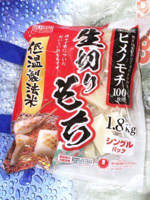 アイリスフーズ 生切りもち 低温製法米