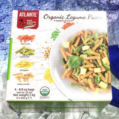 ATLANTE イタリアンオーガニック豆パスタ