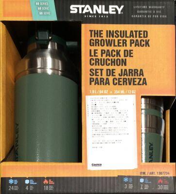STANLEY(スタンレー)  真空断熱ボトル2スクーナー付き