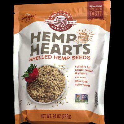 Manitoba Harvest Hemp Foods HEMP HEARTS ヘンプシード