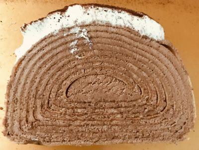 カークランド チョコクレープロール