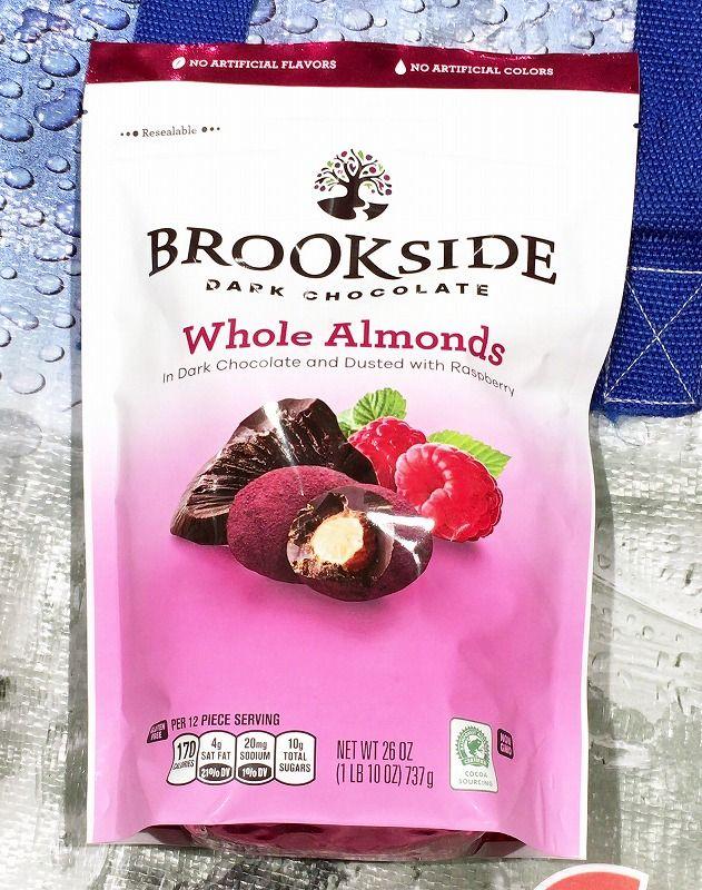 [2]が投稿したブルックサイド ダークチョコレート アーモンドラズベリーの写真