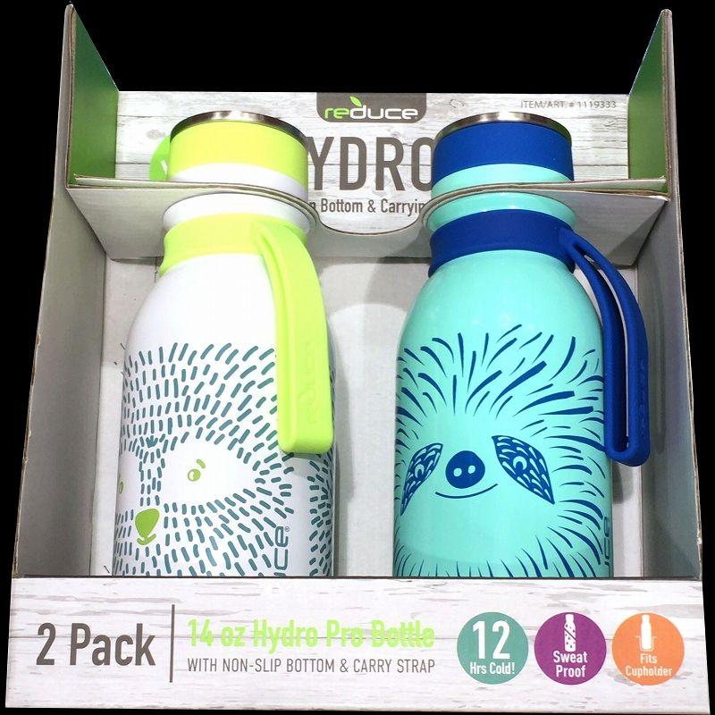 [3]が投稿したREDUCE 冷却ドリンクボトル(子供用)Hydro Pro 14oz Furry Friendsの写真
