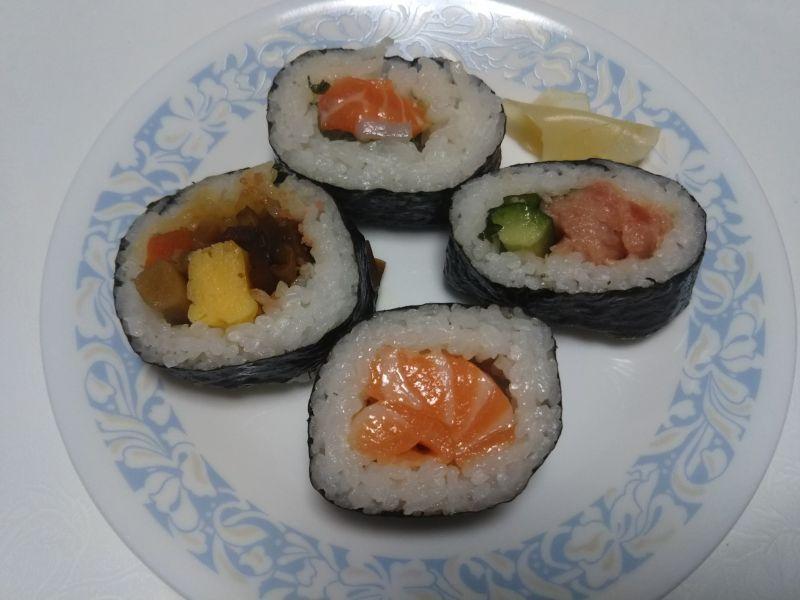なるみぃさん[5]が投稿したカークランド 太巻き寿司の写真