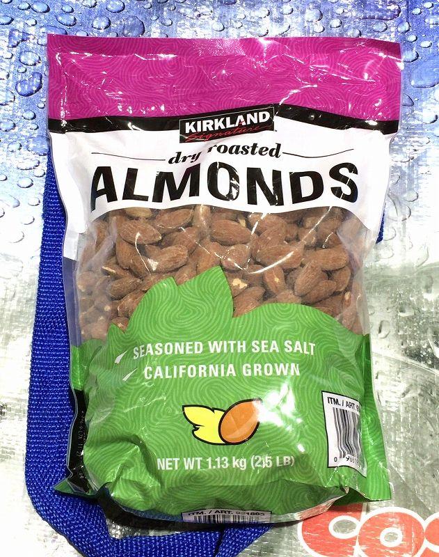 [27]が投稿したカークランド DRY ROASTED ALMONDS (ローストアーモンド)の写真