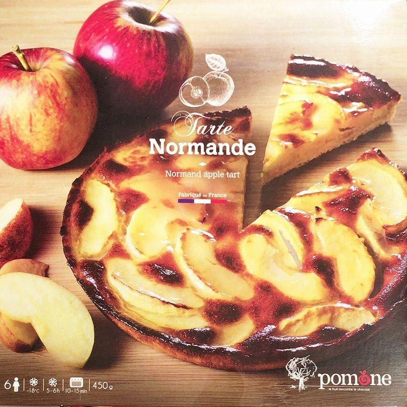 [2]が投稿したPOMONE ノルマンドアップルタルトの写真