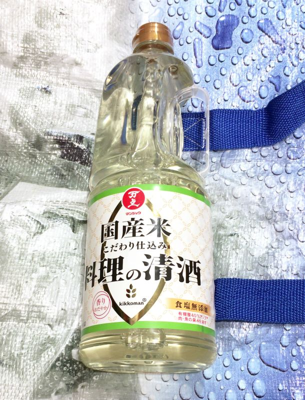 [2]が投稿したキッコーマン マンジョウ 国産米 こだわり仕込み 料理の清酒の写真