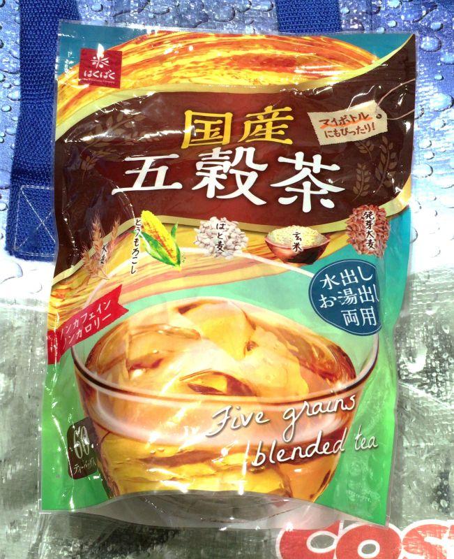 [2]が投稿したはくばく 国産五穀茶の写真