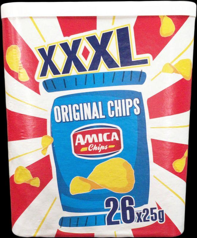 [2]が投稿したAMICA CHIPS XXXL オリジナルチップス 塩味の写真