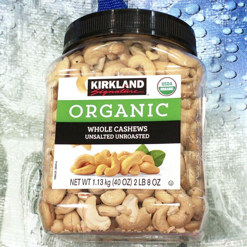 [2]が投稿したカークランド 有機カシューナッツの写真