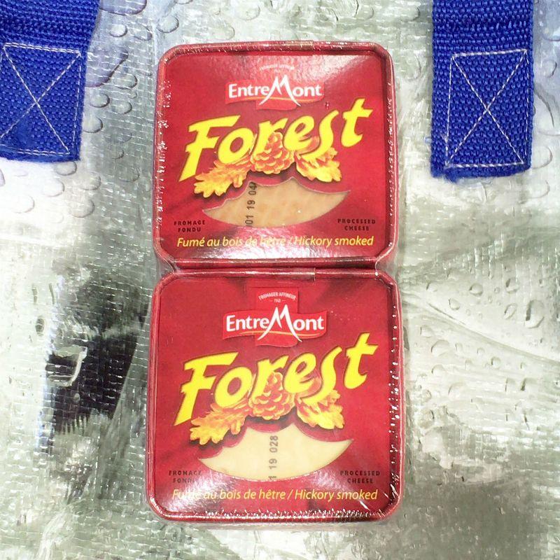 [2]が投稿したENTREMONT フォレストスモークチーズの写真