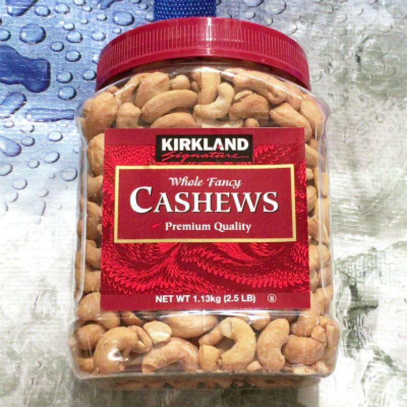 [2]が投稿したカークランド カシューナッツ 有塩の写真