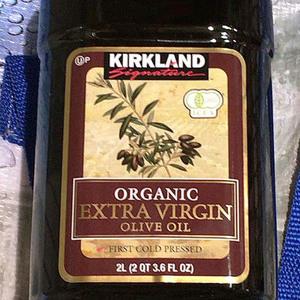 カークランド オーガニック エキストラバージンオリーブオイル