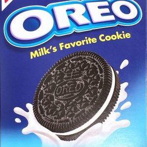 ナビスコ オレオバニラクリームクッキー