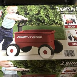 Radio Flyer ラジオフライヤー MY FIRST 2-IN-1 WAGON