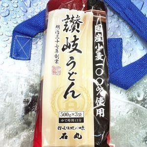 石丸製麺 讃岐うどん
