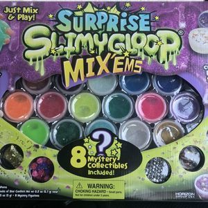 SURPRISE SLIMYGLOOP MIX'EMS