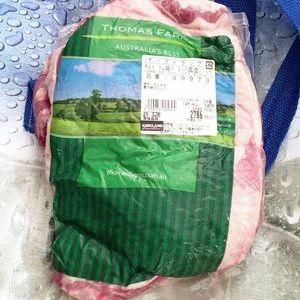 カークランド チルドラム肩ブロック肉