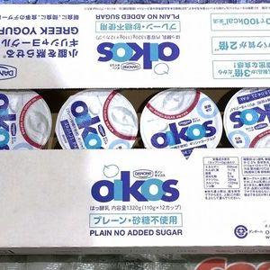 ダノン oikos オイコス プレーン 砂糖不使用