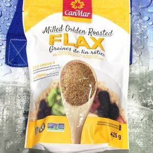 CANMAR FOODS ローストアマニパウダー(亜麻仁)Milled Golden Roasted FLAX