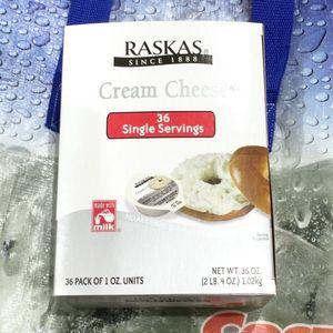 RASKAS ラスカスクリームチーズ 6個入り