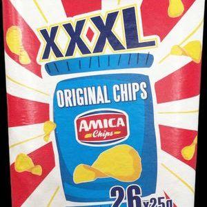 AMICA CHIPS XXXL オリジナルチップス 塩味