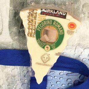 カークランド ザネッティ ペコリーノ ロマーノ チーズ