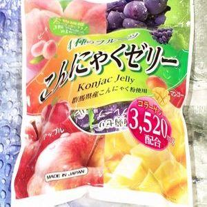下仁田物産 こんにゃくゼリー フルーツ/Cafeスタイル