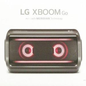 LG Electronics Xboom GO PK7 ポータブルBluetoothスピーカー