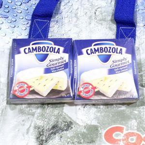 シャンピニオン カンボゾーラ ブルーチーズ