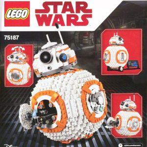 LEGO レゴ スターウォーズ 75187 BB-8