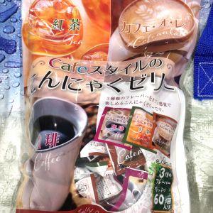 下仁田物産 こんにゃくゼリー(フルーツ、Cafeスタイル)