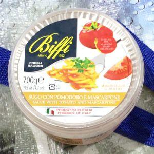 BIFFI  トマト&マスカルポーネチーズ パスタソース