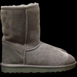 COZIE STEPS レディース ショートブーツ(羊皮)
