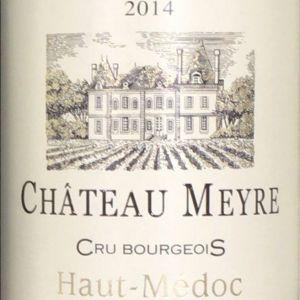 Chateau Meyre Haut-Medoc