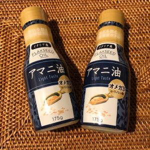 フラットクラフト アマニ油