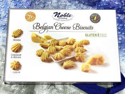 ノーブル ベルギーチーズビスケット