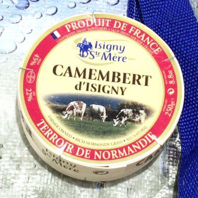 (名無し)さん[5]が投稿したIsigny(イズニー) カマンベールチーズの写真