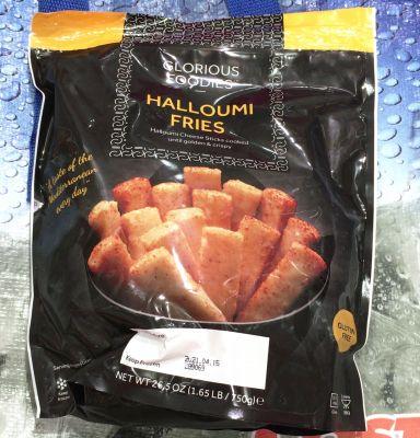 GLORIOUS FOODIES グロリアス フーディーズ ハルミチーズフライ