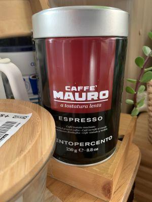 CAFFE MAURO カフェマウロ エスプレッソ