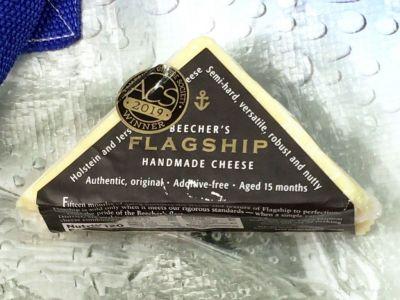(名無し)さん[9]が投稿したBEECHAR'S ビーチャーズ フラッグシップチーズの写真